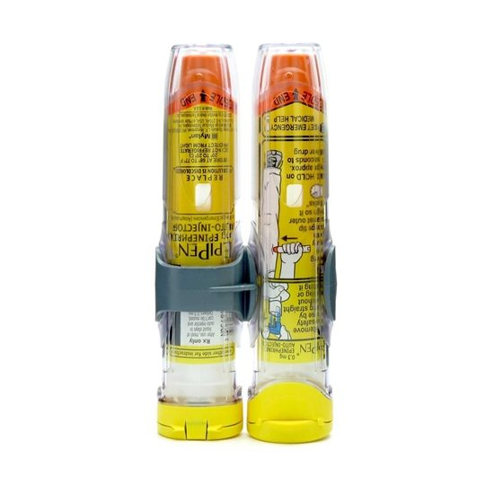 Epipen 03mg 11000 SingleUse AutoInjector 2Box