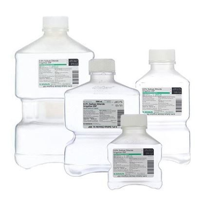 0.9% Sodium Chloride Irrigation USP, PIC, Case