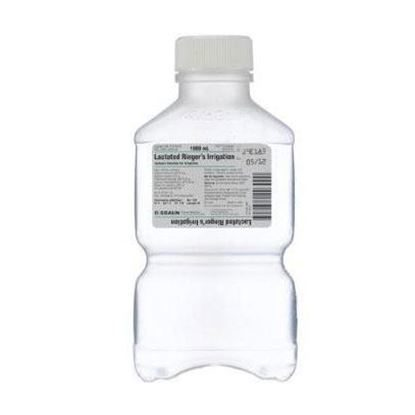 Lactated Ringer's for Irrigation, 4,000mL, PIC™, 4/Case