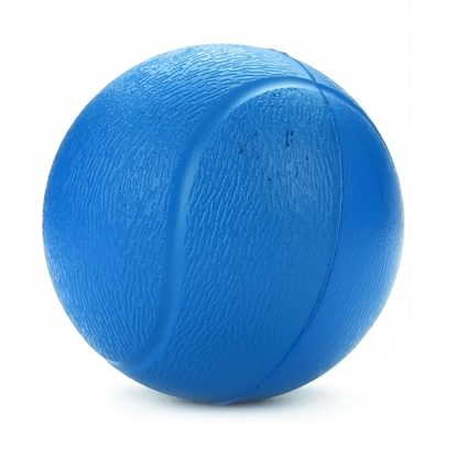 "Squeeze Ball, Blue, Soft, 2 1/2"" Diameter, Each"