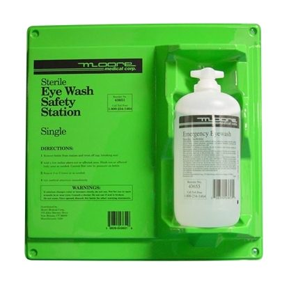 Eyewash, Safety Station Personal (Empty), 16 Ounce, Each