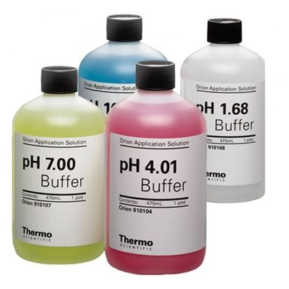 pH Calibrating Buffer Solution, pH  4.01, 475mL, Each