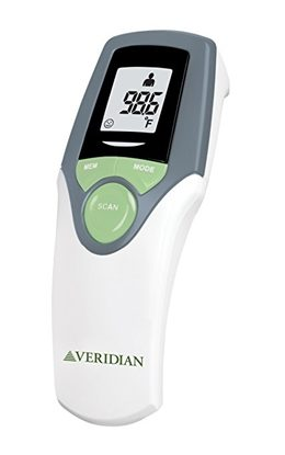 Forehead Thermometer, Electronic, Infrared    Each