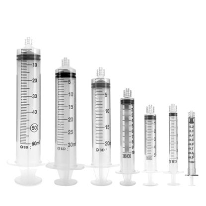 BD™ Syringes, No Needle, Luer Lock