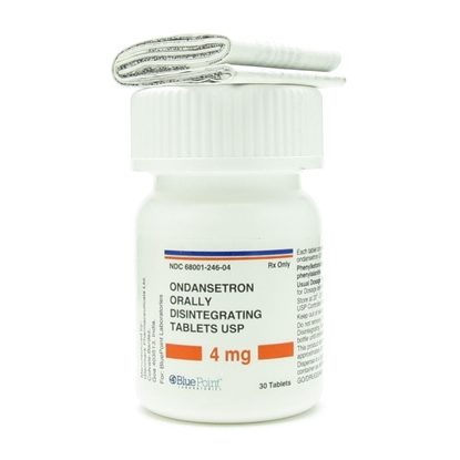 Ondansetron ODT  4mg  Tablets  30/Bottle
