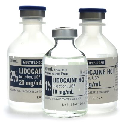 Lidocaine for Injection